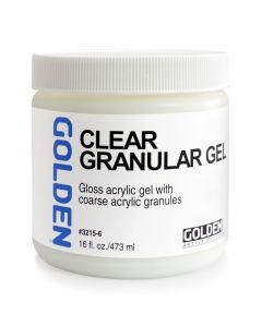 Clear Granular Gel, 16 oz.