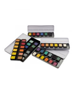 Mica Pearlescent Watercolor Sets