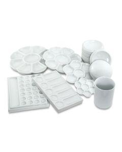 Cheap Joe's Porcelain Palettes