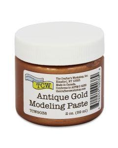 Modeling Paste, Antique Gold, 2 oz.