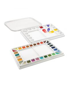 American Journey Porcelain Palettes (Paint not included)