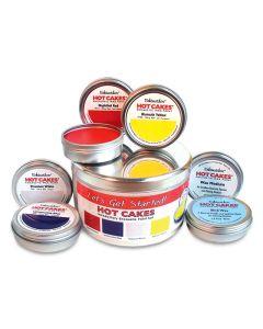 Enkaustikos Hot Cakes Encaustic Wax Paint, Introductory Set