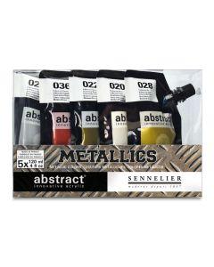 Metallic 5 Color Set