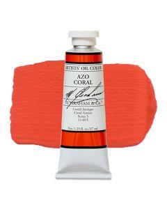 Azo Coral, 37 ml. tube