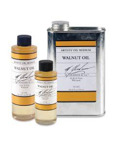 Walnut Oil Mediums