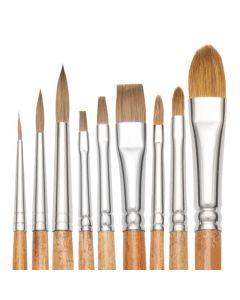 Big Red Sable Elite Brush Set