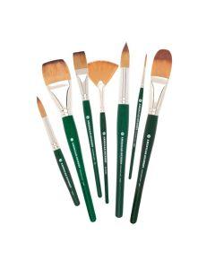 American Journey Interlocked Synthetic Brushes