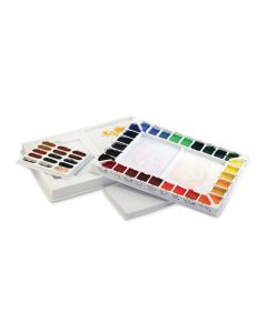 Piggyback Palette with Extra Color Palette (paint not included)