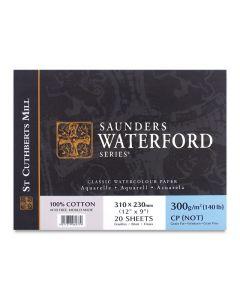 Saunders Waterford Watercolor Block