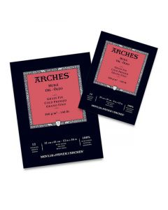 Arches Oil Paper Pads