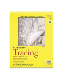 "Tracing Paper Pad, 11"" x 14"""