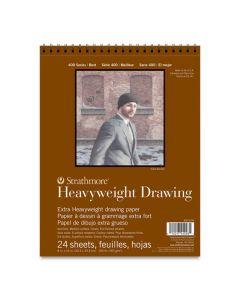 "Heavyweight Drawing Pad, 8"" x 10"""