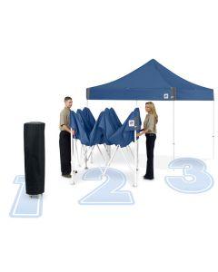 Eclipse Professional Instant Shelter, Blue
