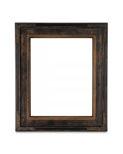 Appalachian Frame, Black and Gold