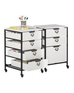 Studio Designs Mobile Storage Carts