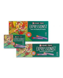 Sakura Cray-Pas Expressionist Oil Pastel Sets