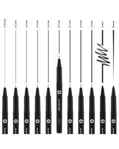 Molotow Blackliner Pen Sets