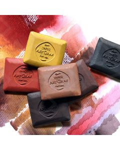 Pigmented Tailor Shape Blocks