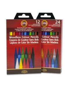 Woodless Color Pencils