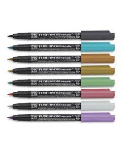 Fudebiyori Metallic Brush Pens