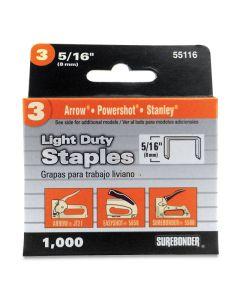 Light Duty #3 Staples