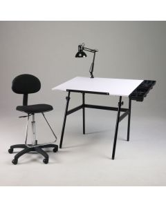 Berkeley Classic 4-Piece Studio Combo with Drafting Chair