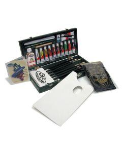 Royal & Langnickel Regis Oil Color Brush Paint Set