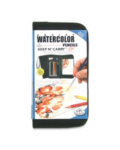 Watercolor Pencil Essentials