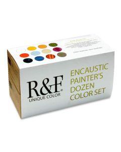 Encaustic Painter's Dozen Set