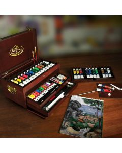 Essentials Deluxe Box Painting Chest