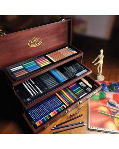 Essentials Deluxe Box Sketch & Draw Chest