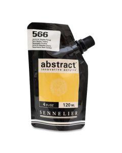 Abstract Acrylic, Dark Naples Yellow, 120 ml.