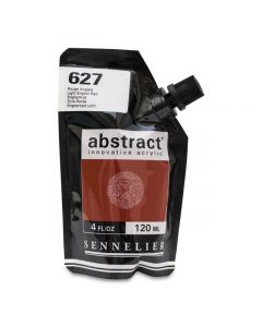Abstract Acrylic, Light English Red, 120 ml.