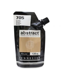Abstract Acrylic, Warm Gray, 120 ml.
