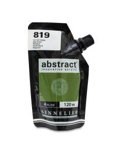 Abstract Acrylic, Sap Green, 120 ml.