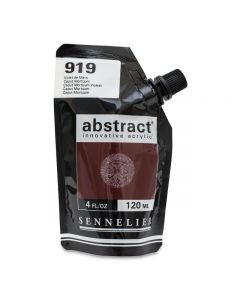 Abstract Acrylic, Caput Mortum, 120 ml.