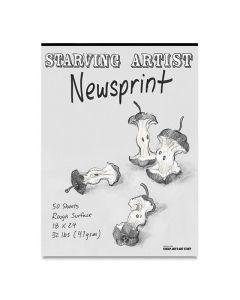 Cheap Joe's Starving Artist Newsprint Paper Pad