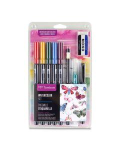 Dual Brush Pen Watercolor Set