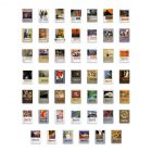 All Available Back Issues 1-50 (Issues 4, 22-23, 37 and 45 are out of print.)