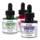 Hydrus Fine Art Watercolors