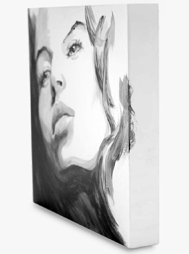 Joe Miller Signature Gessoed Painting Panels