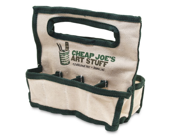 American Journey Canvas Bottle Carrying Case