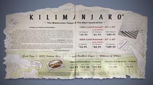 The Story Behind Cheap Joe's Kilimanjaro Watercolor Paper