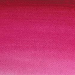 Image of Winsor & Newton Quinacridone Magenta watercolor swatch