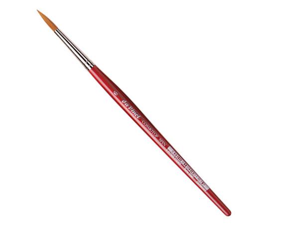 Da Vinci Cosmotop Spin Round Size 6 Brush