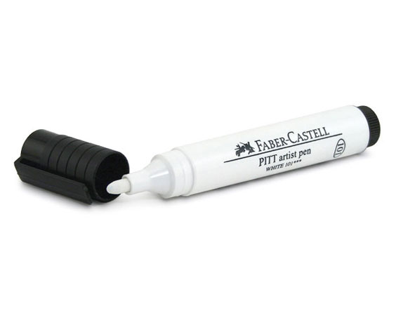 Higgins Black Magic Brush Tip Pump Marker