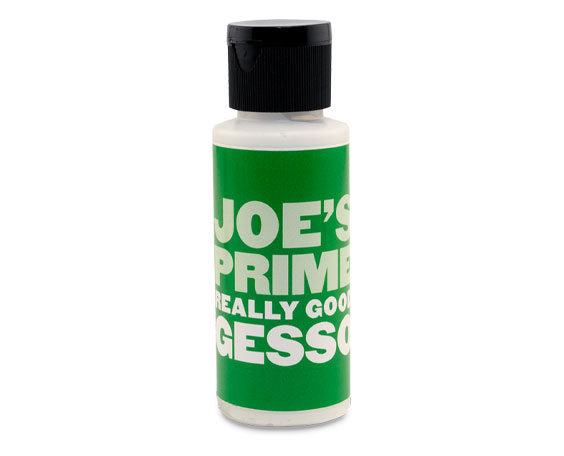 Joe's Prime Really Good White Gesso Sampler Jar